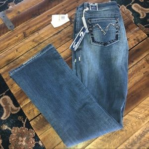 NWT Seven7 Boot Cut Jeans